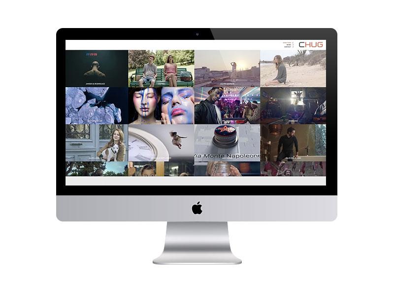 Chug Films - Laurent Forbault - Webmaster Freelance Paris